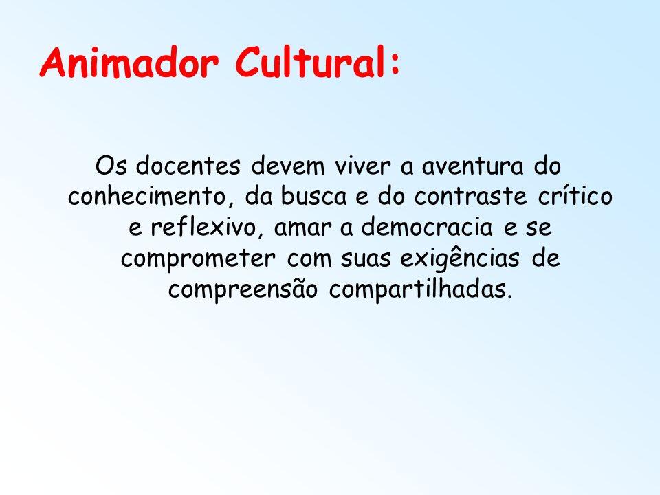 Animador Cultural: