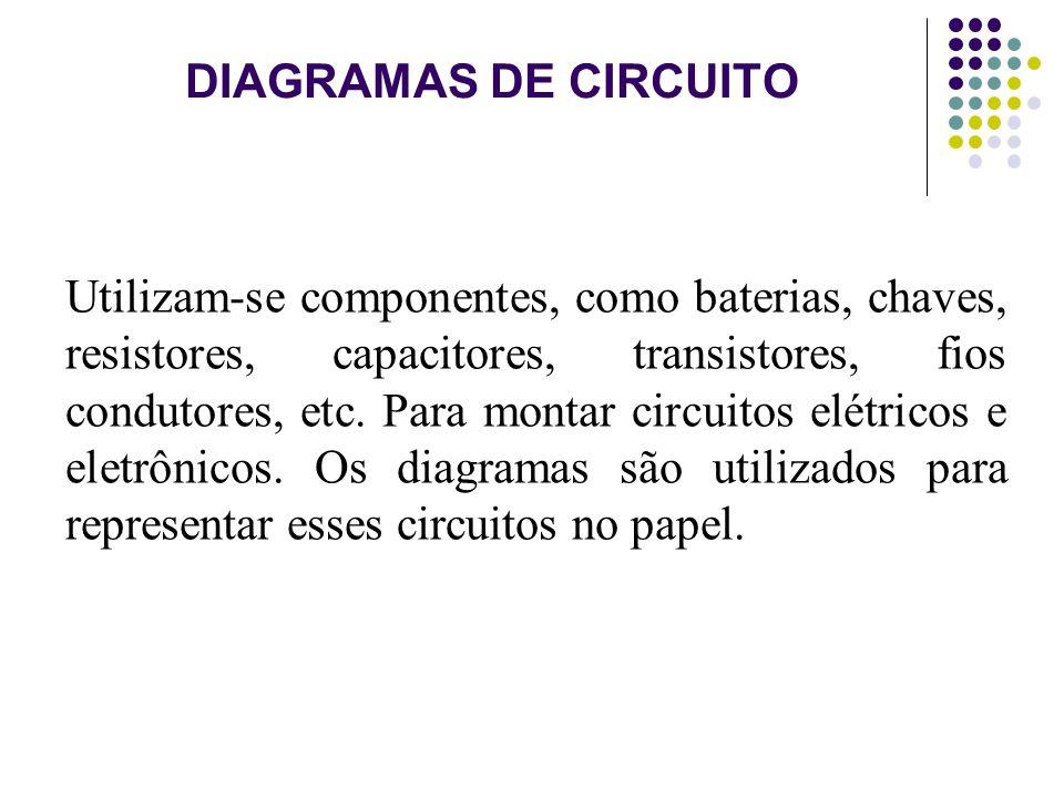 DIAGRAMAS DE CIRCUITO