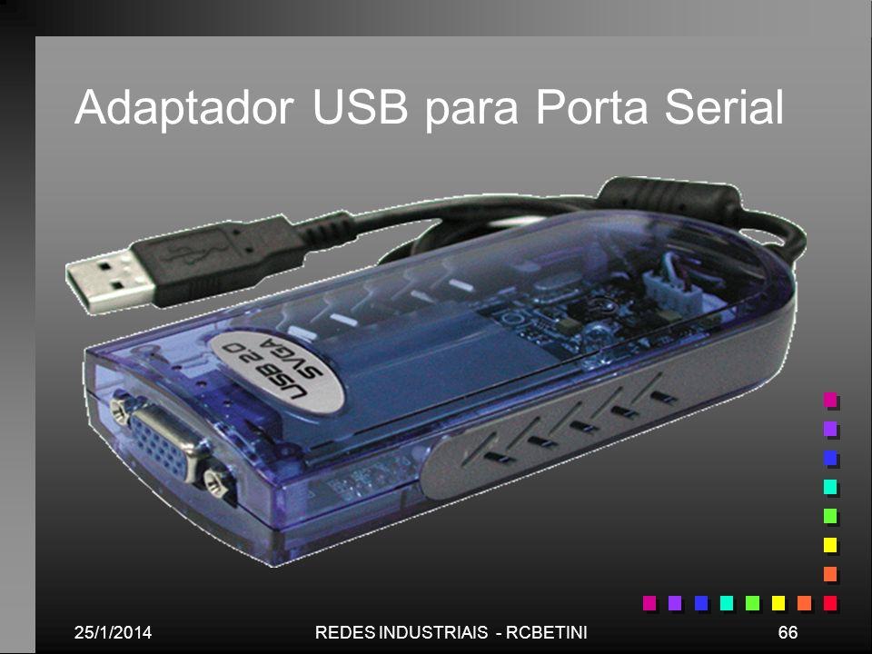 Adaptador USB para Porta Serial