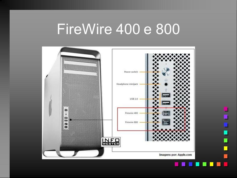 FireWire 400 e 800