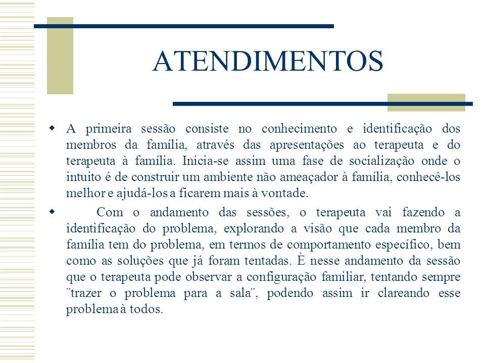 ATENDIMENTOS