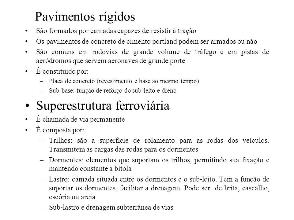 Superestrutura ferroviária