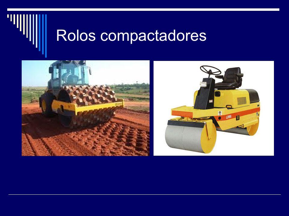 Rolos compactadores