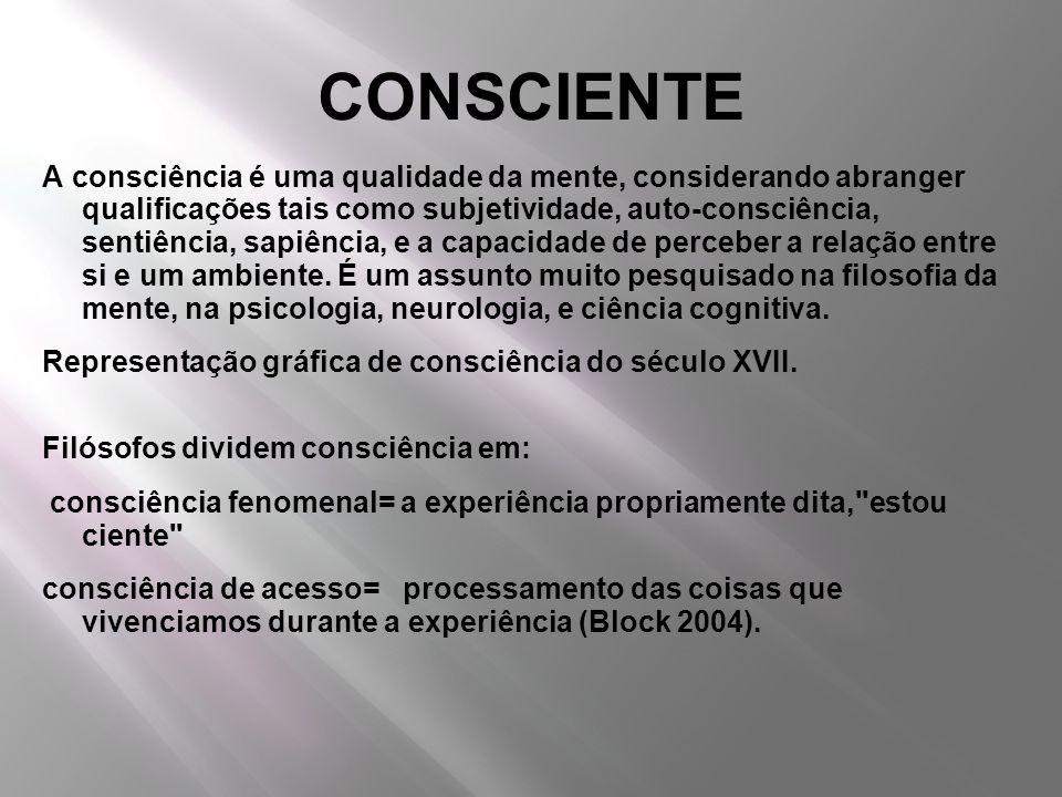 CONSCIENTE