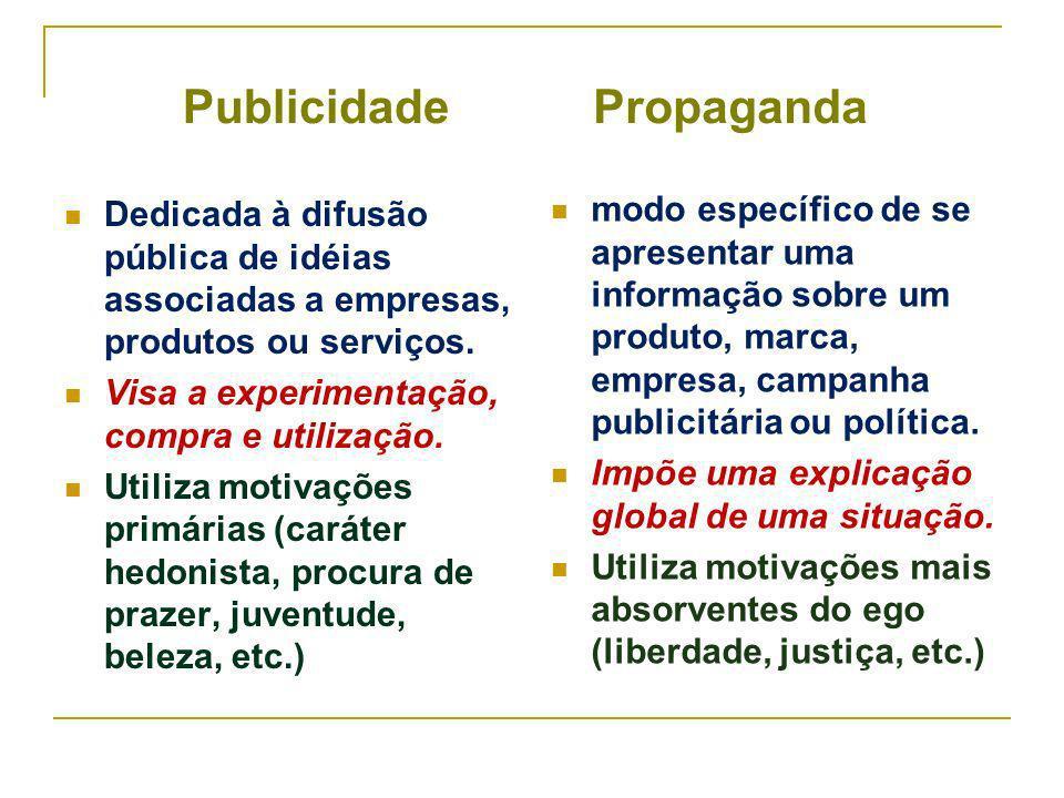 Publicidade Propaganda