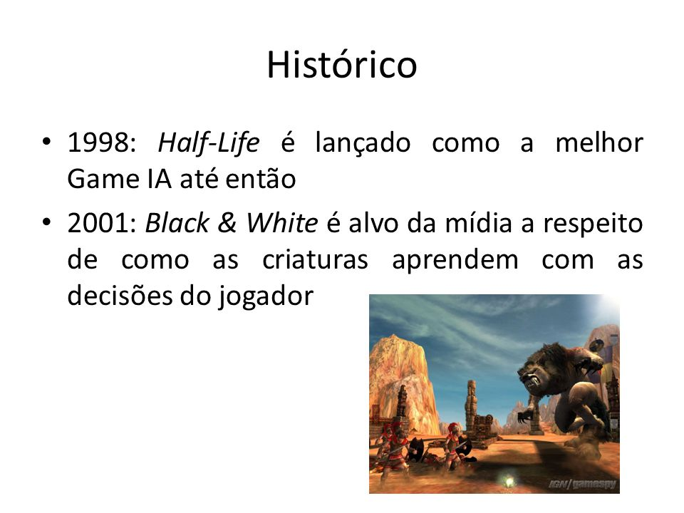 Histórico 1998: Half-Life é lançado como a melhor Game IA até então