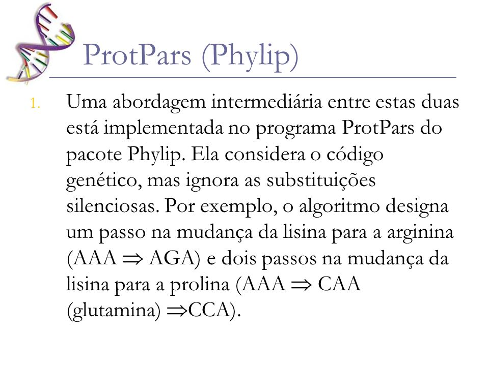 ProtPars (Phylip)