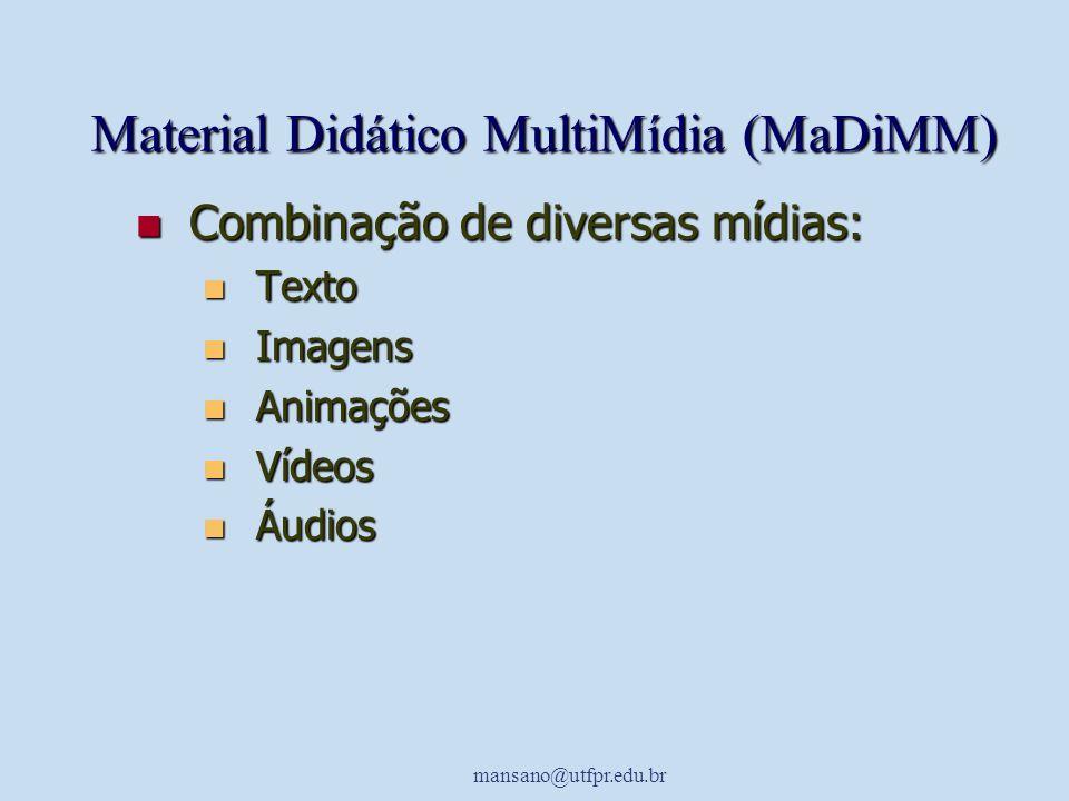 Material Didático MultiMídia (MaDiMM)