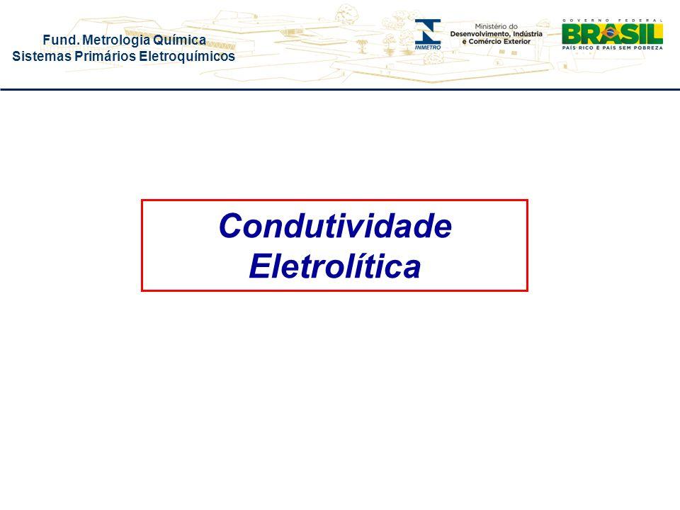Condutividade Eletrolítica