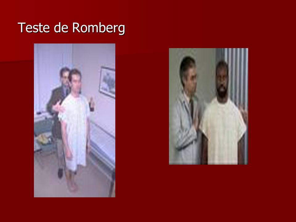 Teste de Romberg
