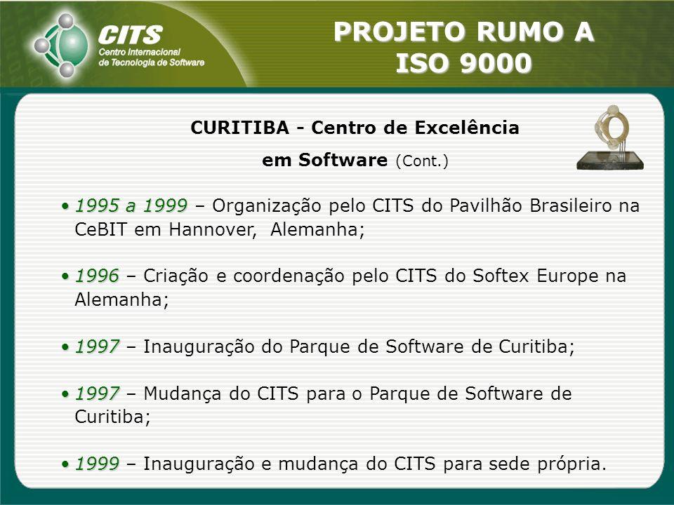 CURITIBA - Centro de Excelência