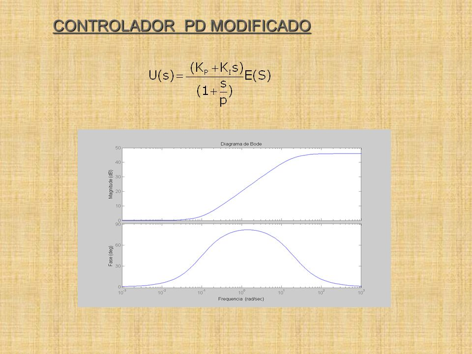 CONTROLADOR PD MODIFICADO