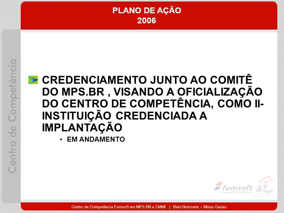 PLANO DE AÇÃO 2006