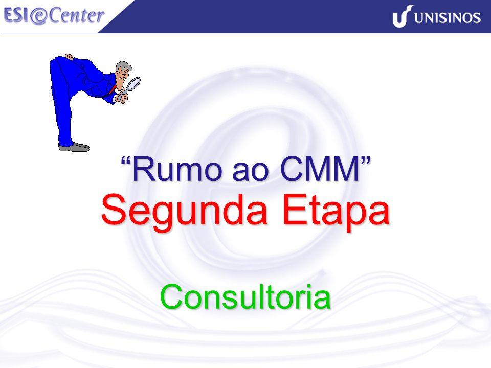 Rumo ao CMM Segunda Etapa Consultoria