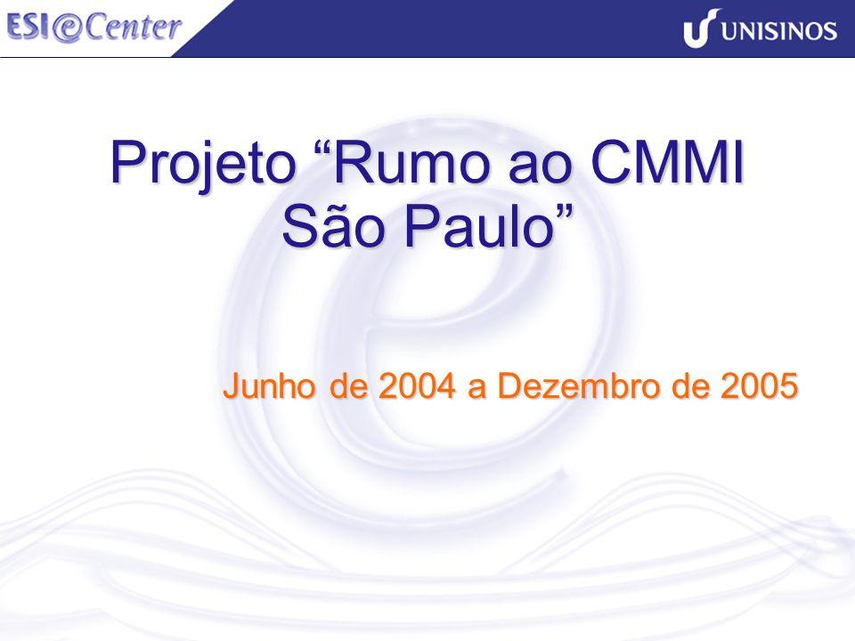 Projeto Rumo ao CMMI São Paulo