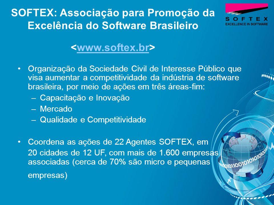 SOFTEX: Associação para Promoção da Excelência do Software Brasileiro <www.softex.br>