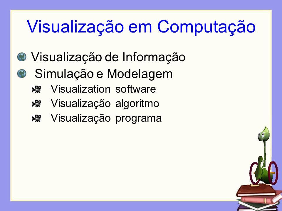 Visualização em Computação