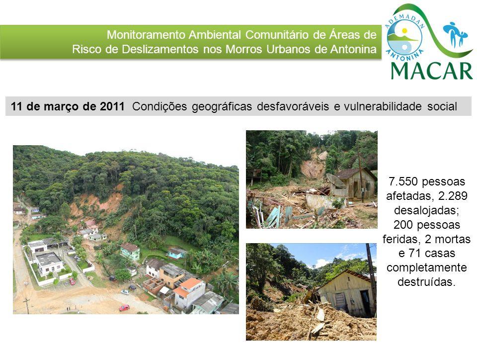 Monitoramento Ambiental Comunitário de Áreas de