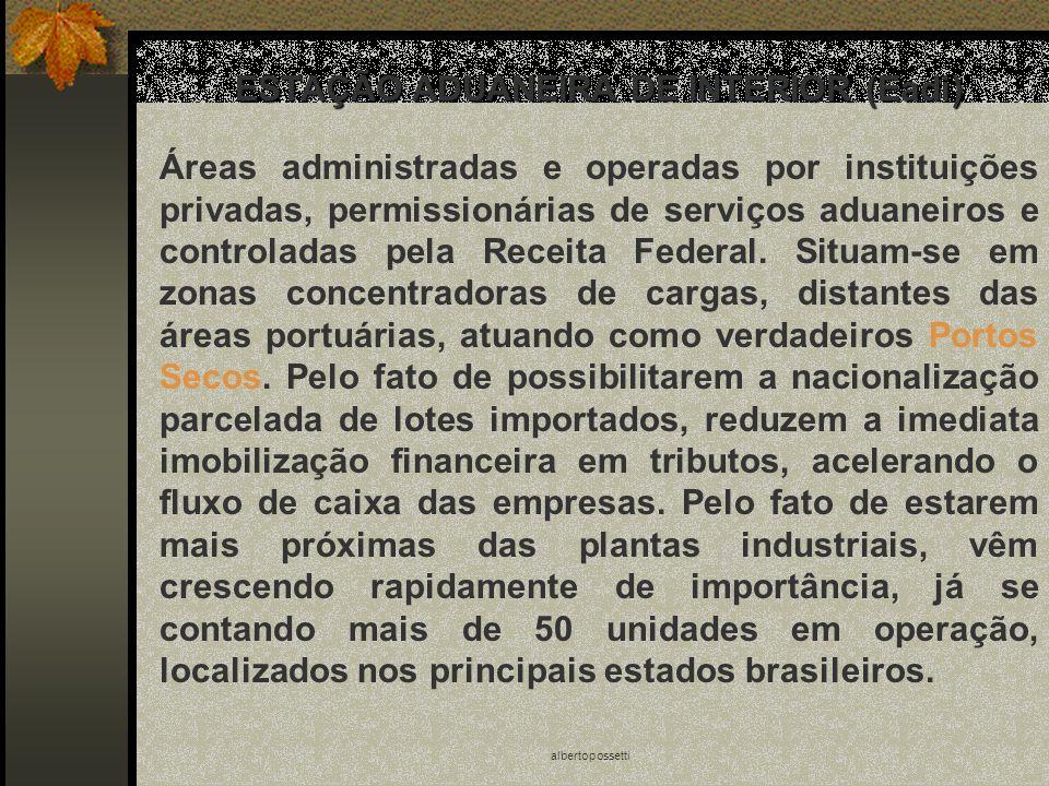 ESTAÇÃO ADUANEIRA DE INTERIOR (Eadi)