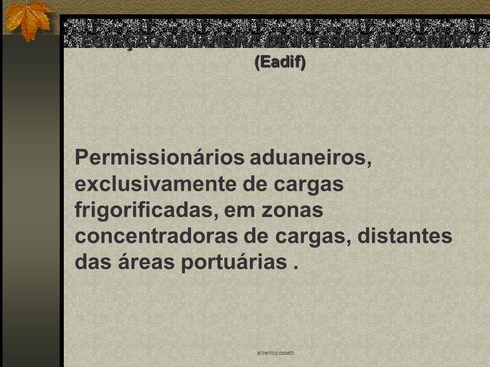 ESTAÇÃO ADUANEIRA DE INTERIOR FRIGORÍFICA (Eadif)