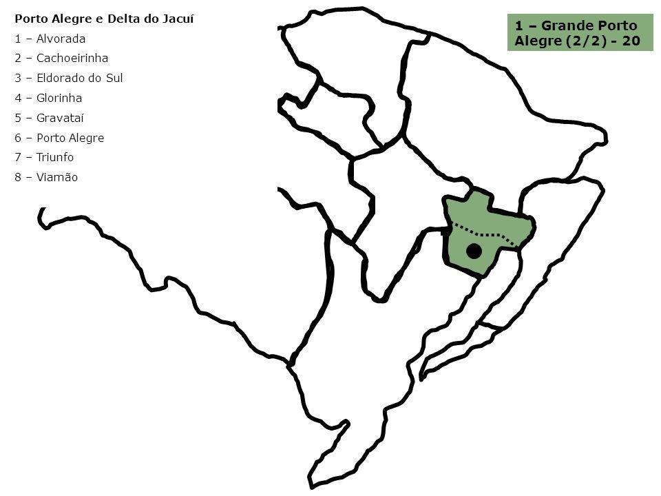 1 – Grande Porto Alegre (2/2) - 20
