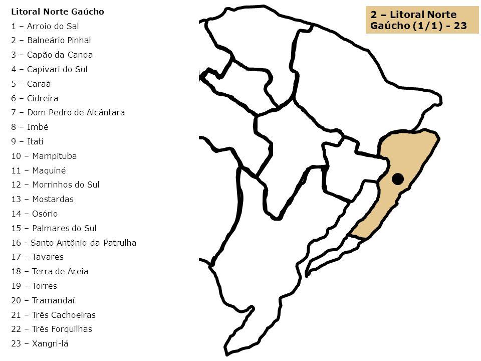 2 – Litoral Norte Gaúcho (1/1) - 23