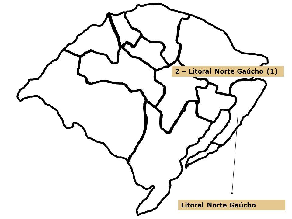 2 – Litoral Norte Gaúcho (1)