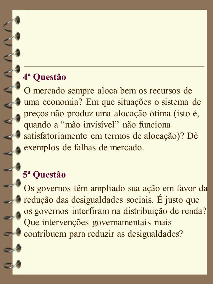 4ª Questão