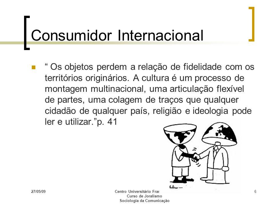 Consumidor Internacional