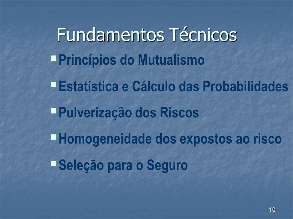 Fundamentos Técnicos Princípios do Mutualismo