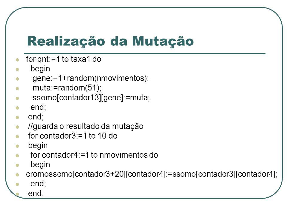 Realização da Mutação for qnt:=1 to taxa1 do begin