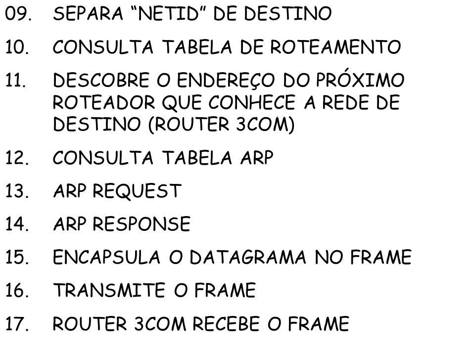 09. SEPARA NETID DE DESTINO