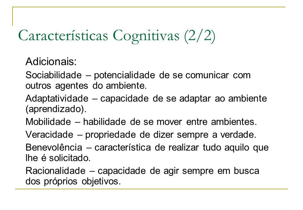 Características Cognitivas (2/2)