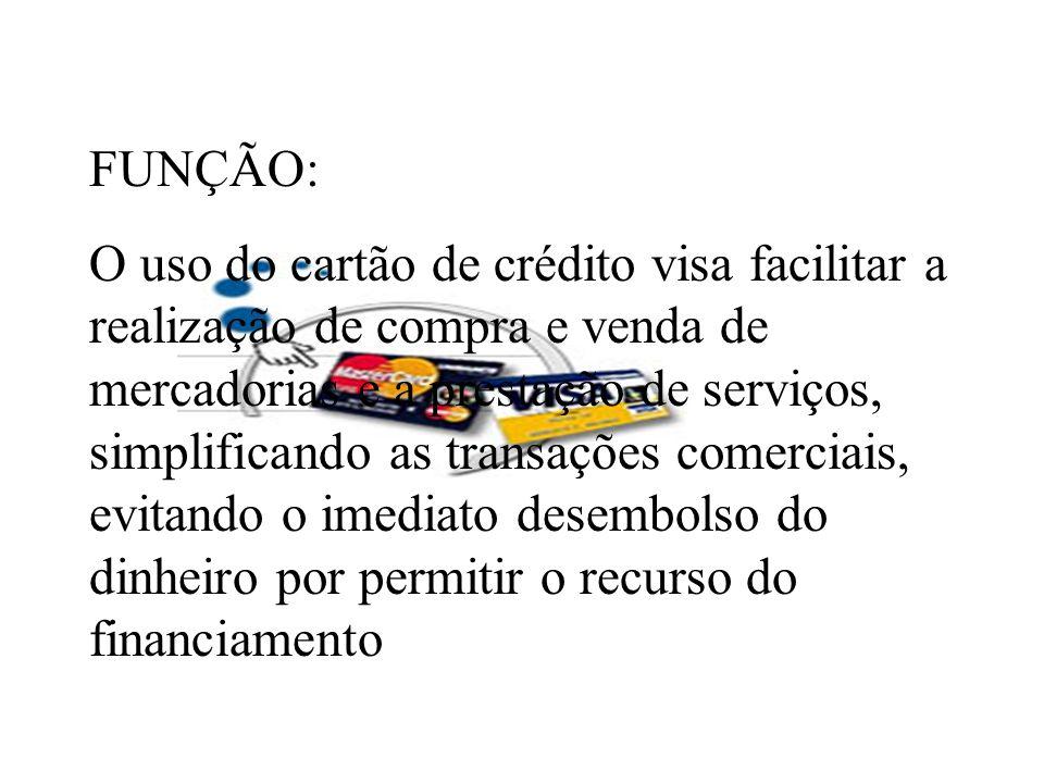 FUNÇÃO: