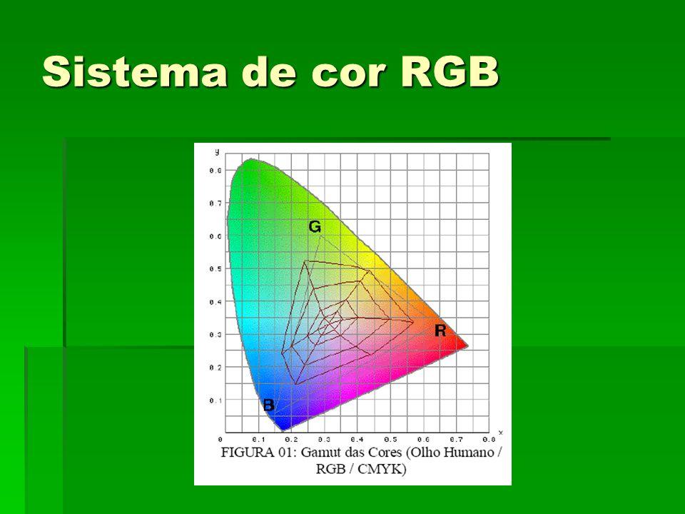 Sistema de cor RGB