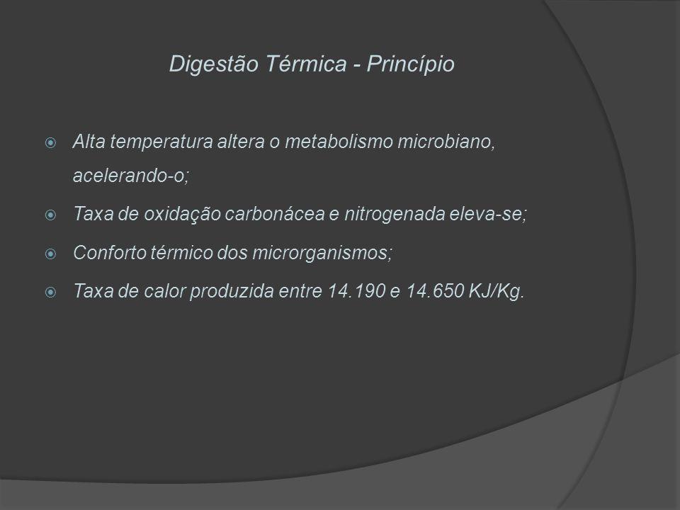 Digestão Térmica - Princípio