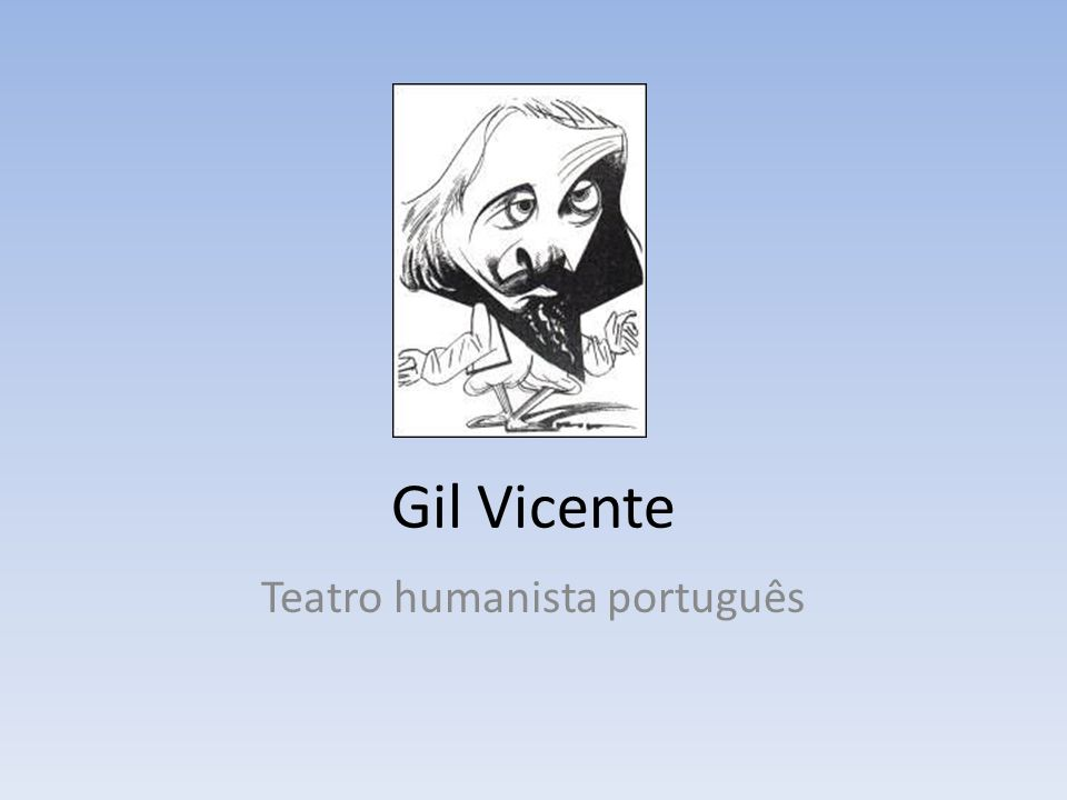 Teatro humanista português