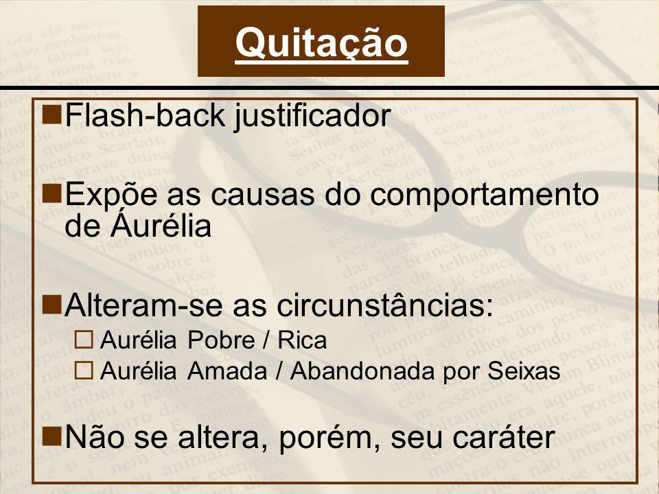 Quitação Flash-back justificador