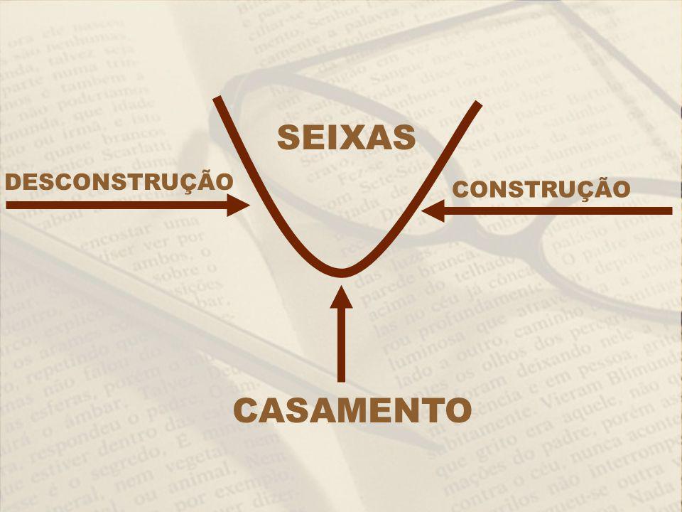 SEIXAS DESCONSTRUÇÃO CONSTRUÇÃO CASAMENTO
