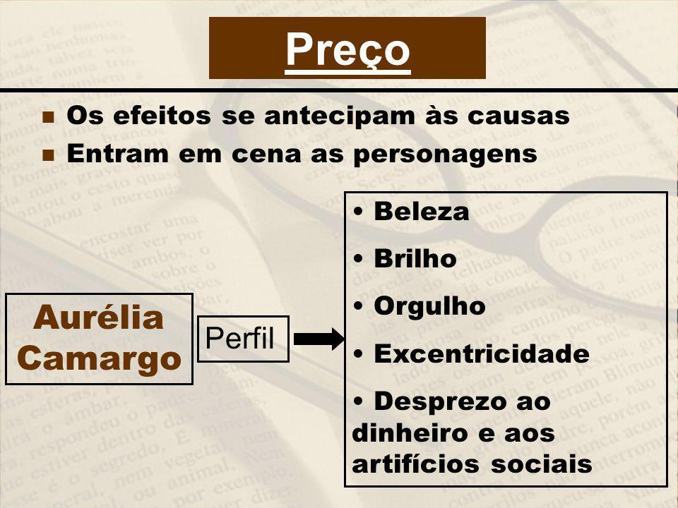 Preço Aurélia Camargo Perfil Os efeitos se antecipam às causas
