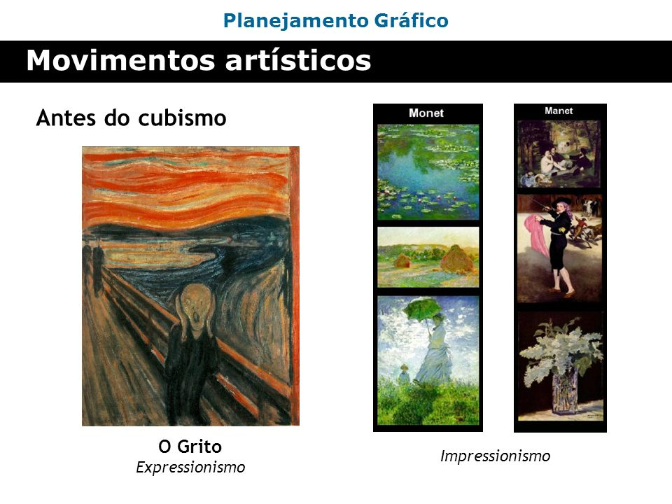 O Grito Expressionismo
