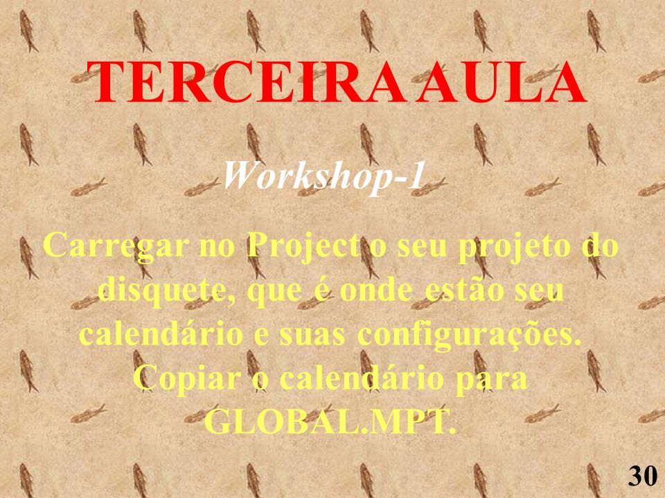 TERCEIRA AULA Workshop-1