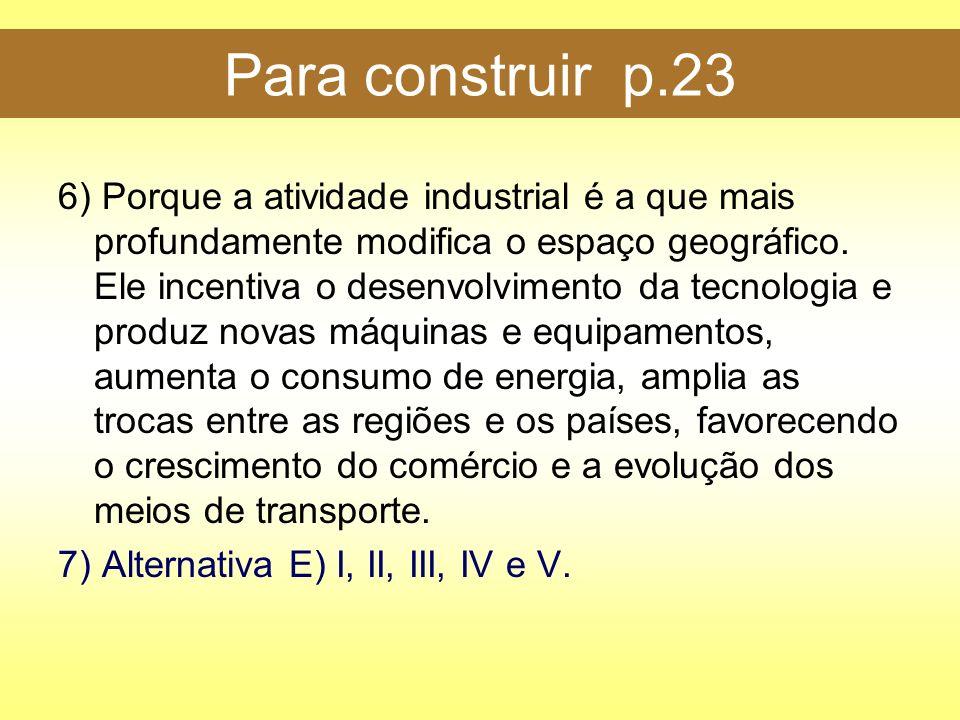Para construir p.23