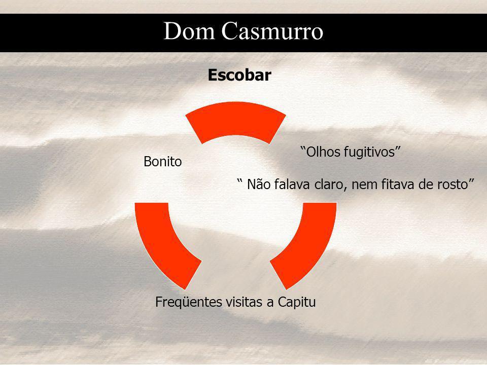 Dom Casmurro Escobar