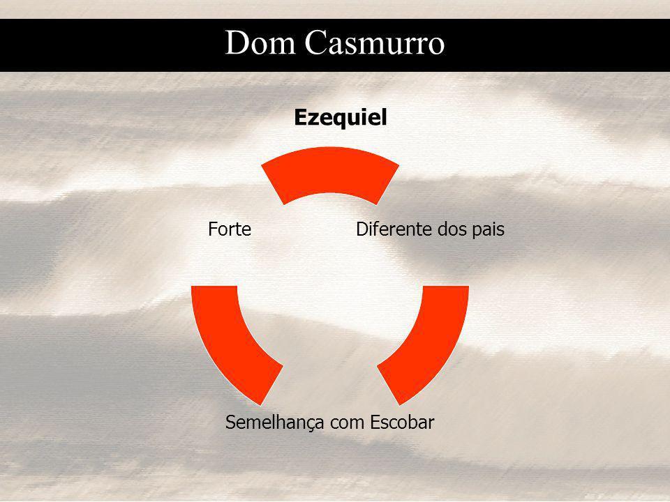 Dom Casmurro Ezequiel