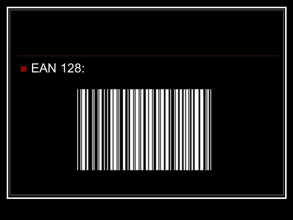 EAN 128: