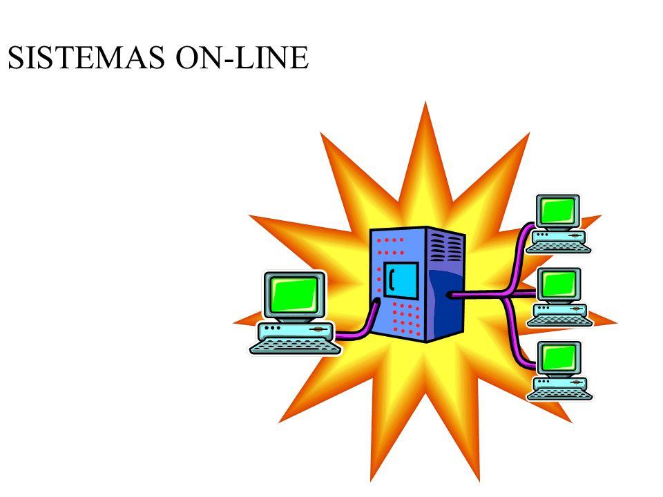 SISTEMAS ON-LINE
