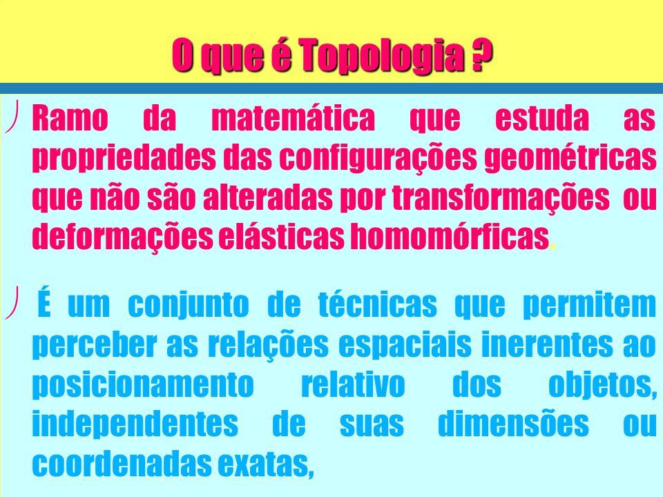 O que é Topologia