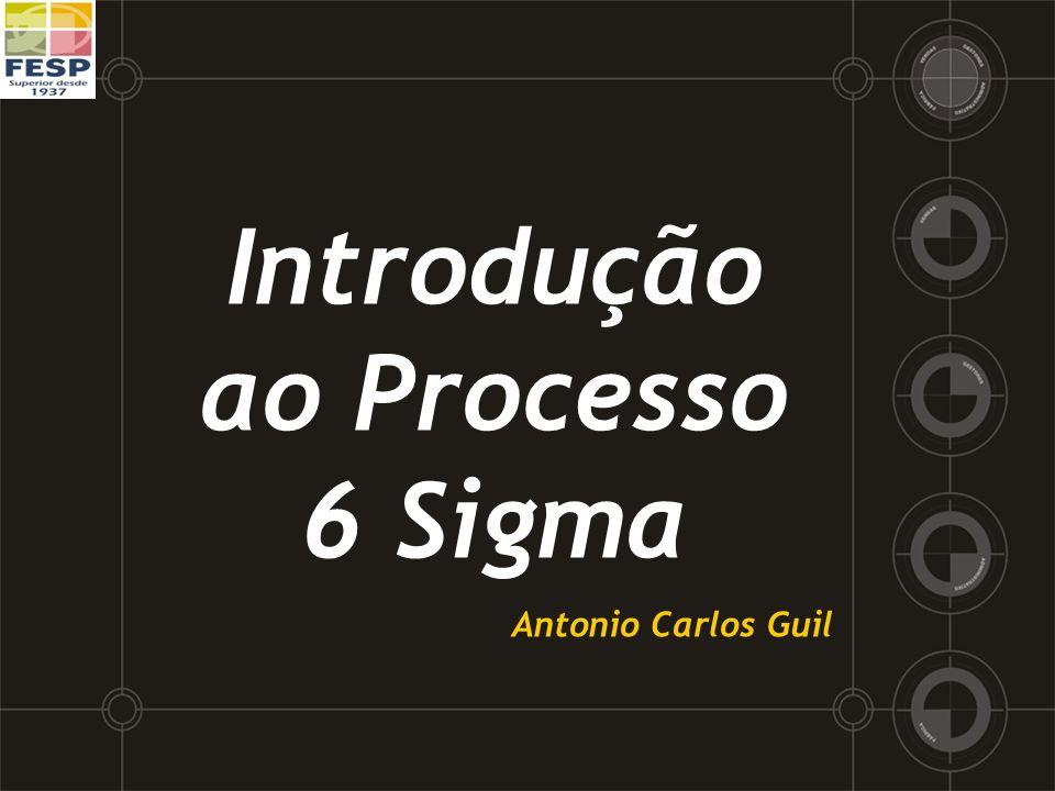 Introdução ao Processo 6 Sigma