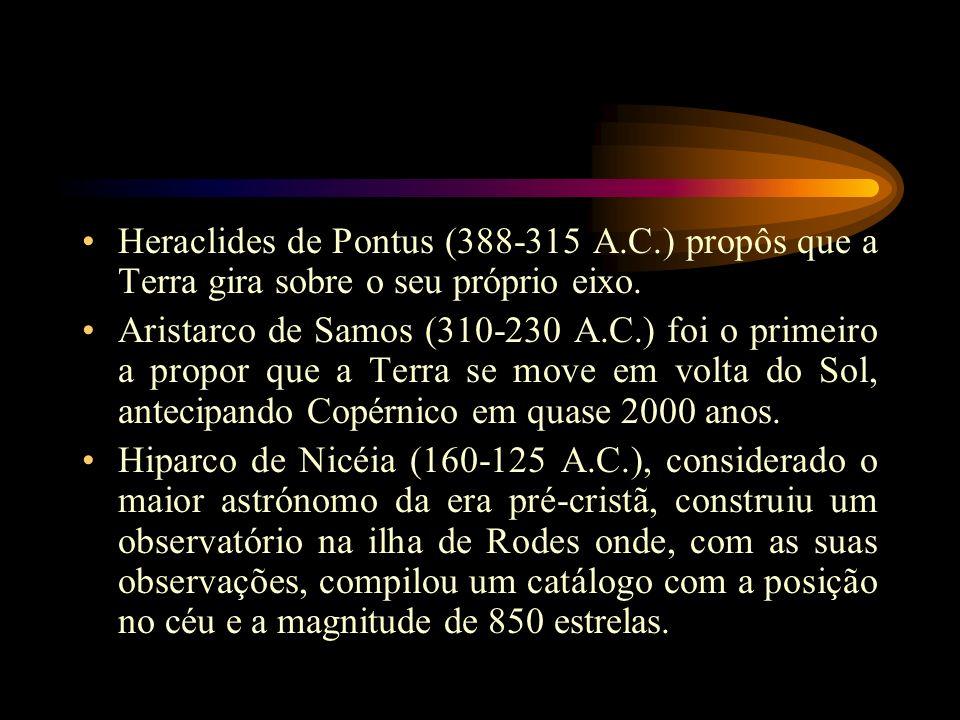 Heraclides de Pontus (388-315 A. C